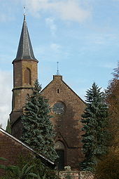 Gottesdienst @ Matthiaskirche Althornbach