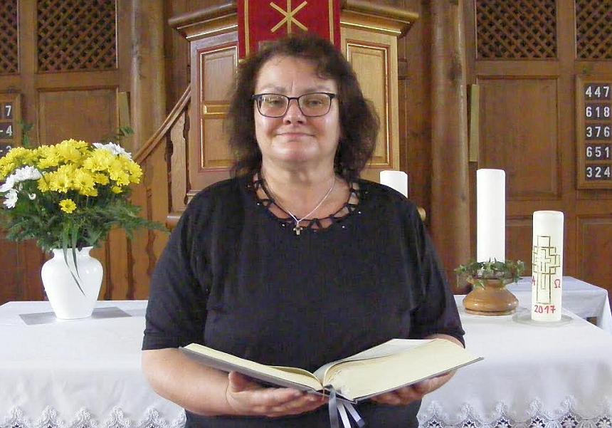 Die Kirchengemeinde bekommt eine neue Predigerin
