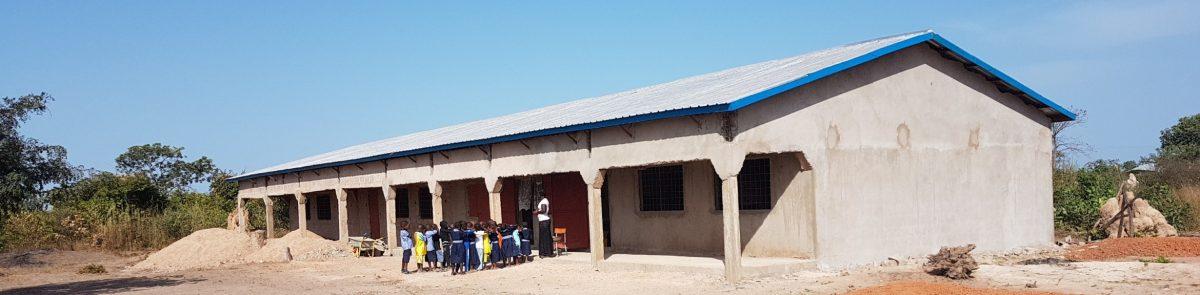 Gambia-Gemeindeabend: Vom Leben und dem Aufbau einer Schule im Inland