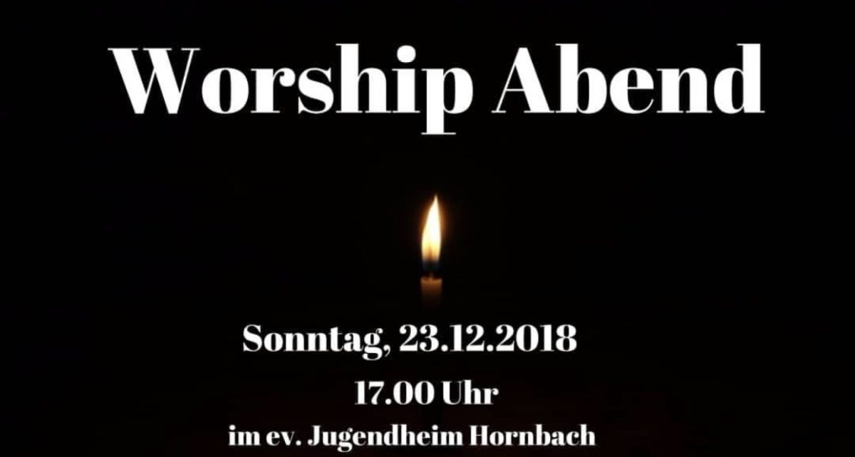 Worship-Abend am 4. Advent
